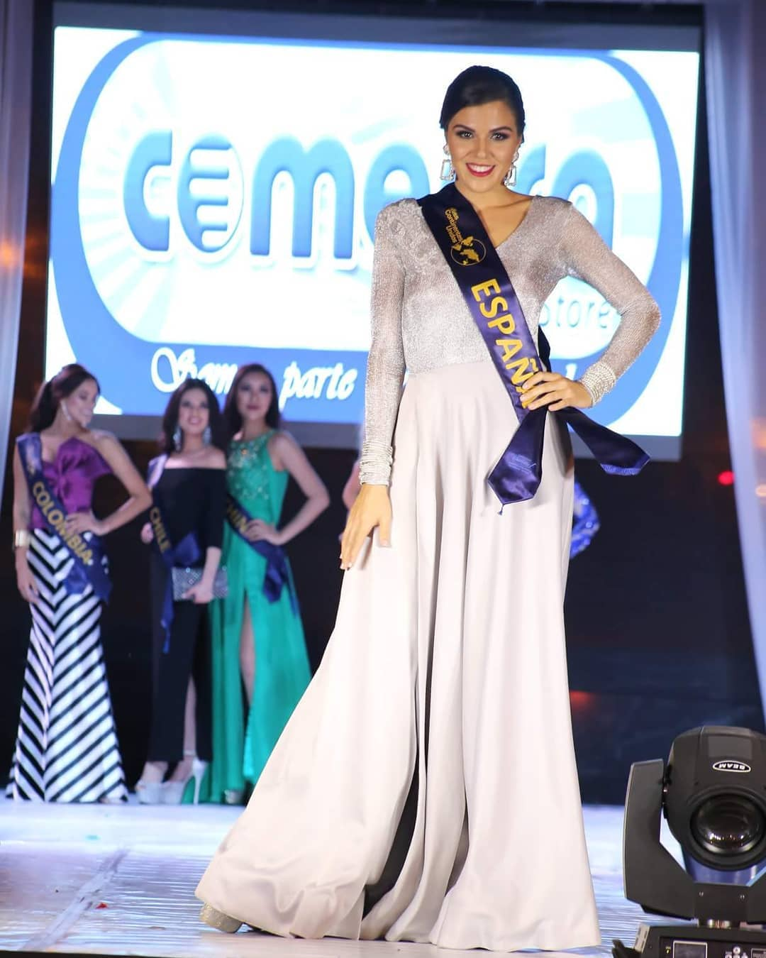 cynthia ruz lopez escobar, 3rd runner-up de miss continentes unidos 2018. - Página 3 40366210