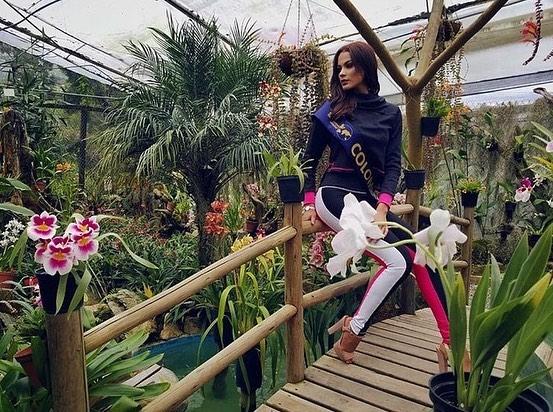 ana catalina mouthon, 2nd runner-up de miss continentes unidos 2018. - Página 2 40402611