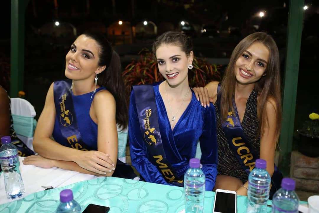 andrea saenz, miss continentes unidos 2018. - Página 3 40417310