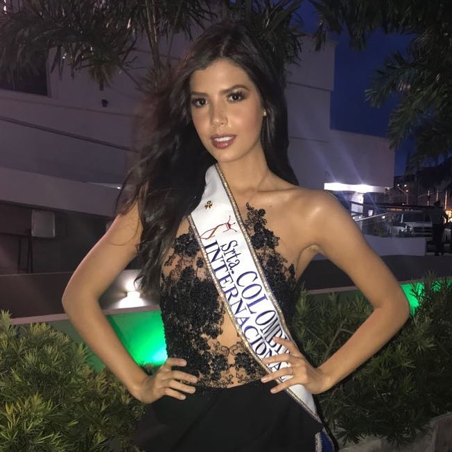 anabella castro, 4th runner-up de miss international 2018. 40424210