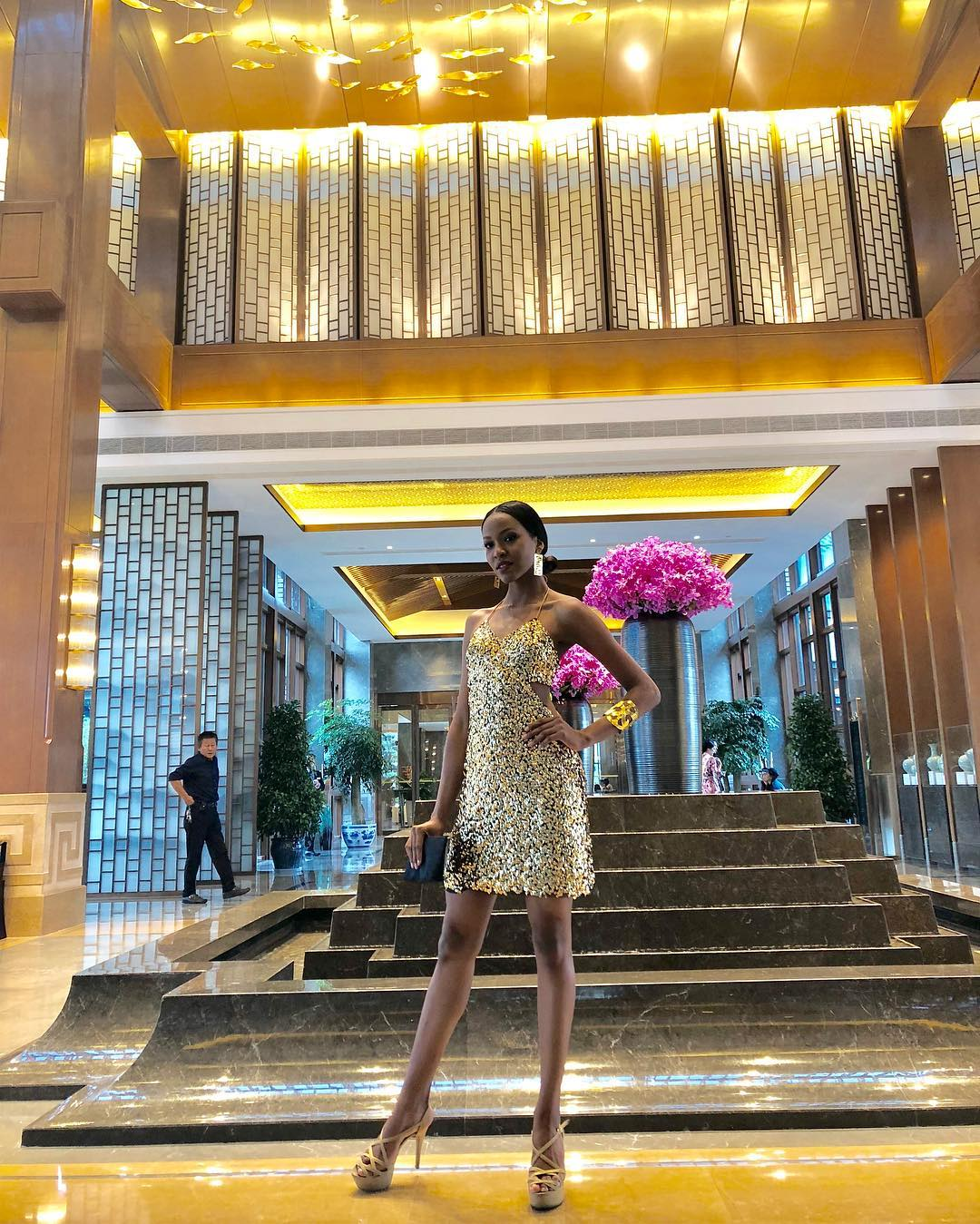 katherine huila, miss tourism world colombia 2018. - Página 2 40426111
