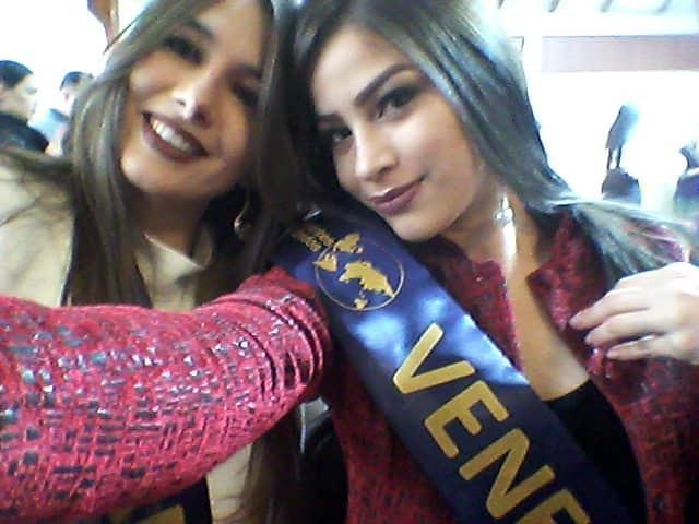 lolimar perez, miss venezuela continentes unidos 2018. - Página 2 40456712