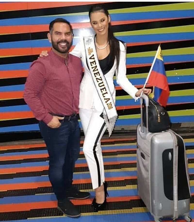 alexandra sanabria, miss tourism world venezuela 2018. - Página 2 40485910