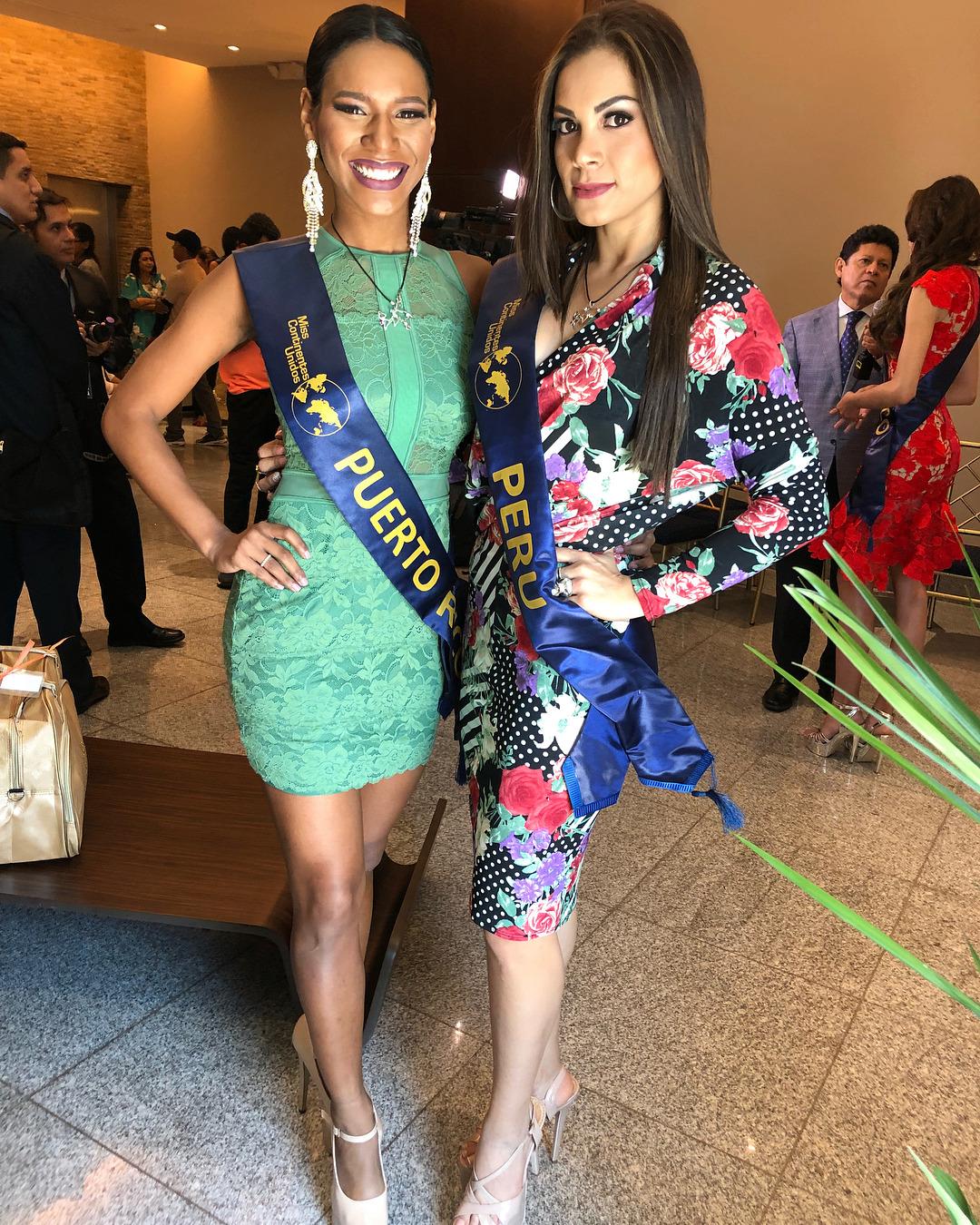 patricia seminario, miss peru continentes unidos 2018/miss asia pacific peru 2017. - Página 3 40503910