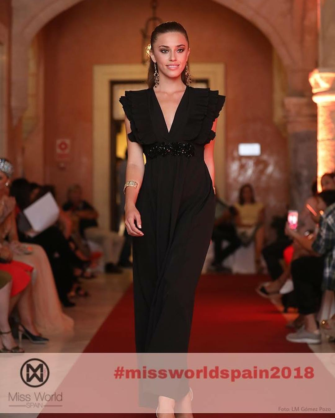 amaia izar leache, miss world spain 2018. - Página 3 40519410
