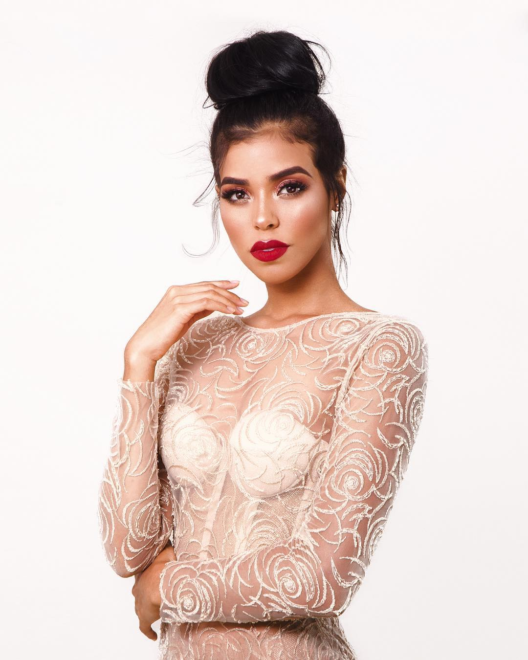 miriam carranza, top 11 de miss supranational 2018. 40535710