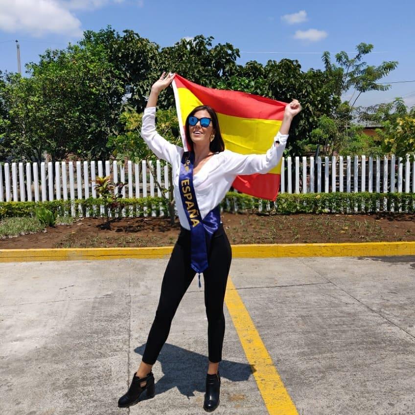 cynthia ruz lopez escobar, 3rd runner-up de miss continentes unidos 2018. - Página 3 40538510
