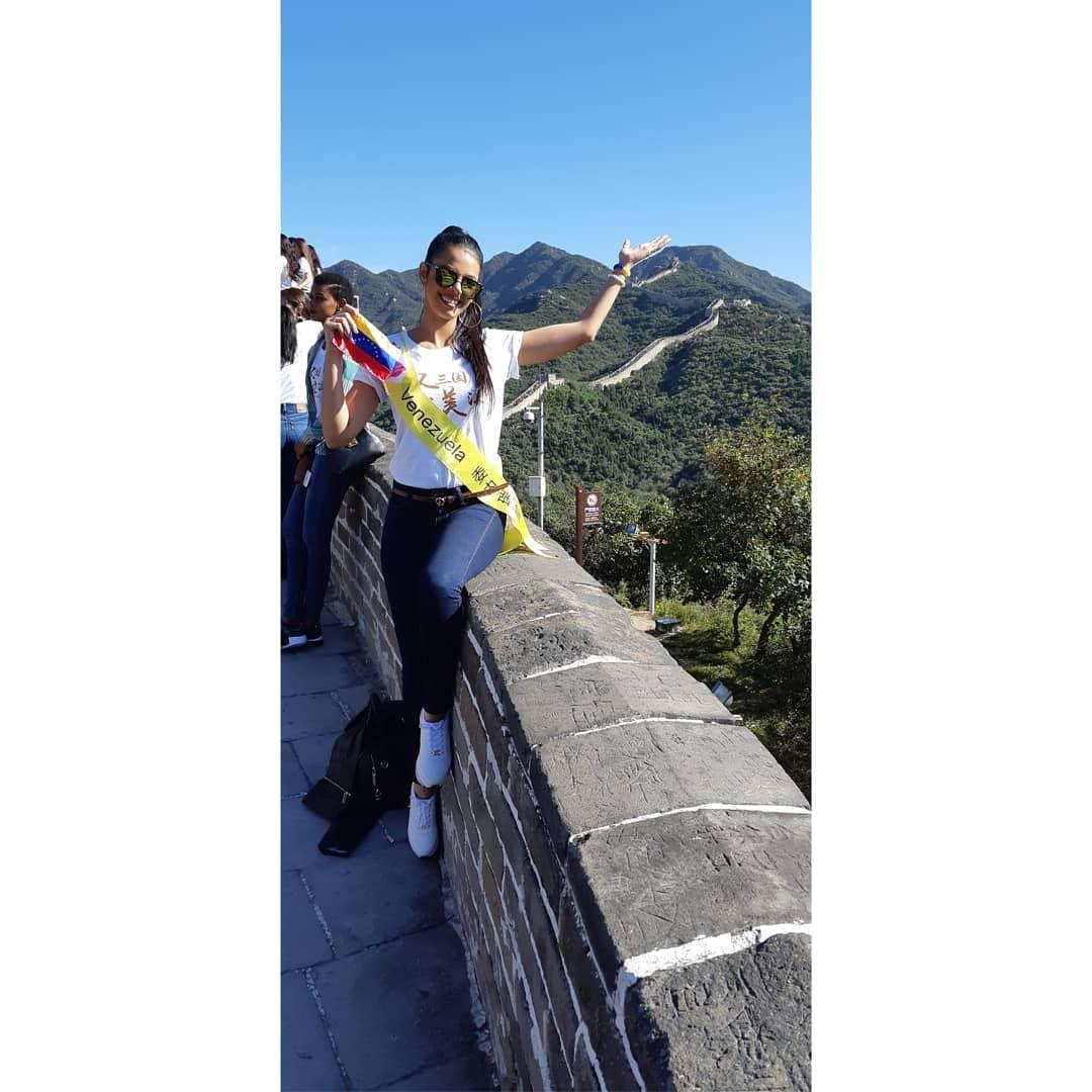 alexandra sanabria, miss tourism world venezuela 2018. - Página 2 40552610