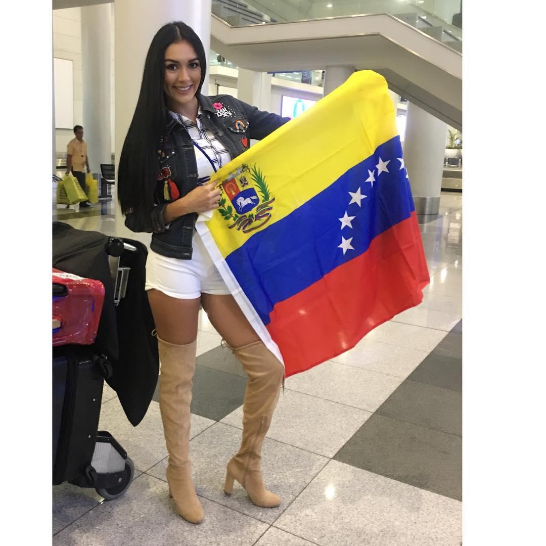 mariani chacon, 4th runner-up de miss asia pacific international 2018. - Página 2 40558610