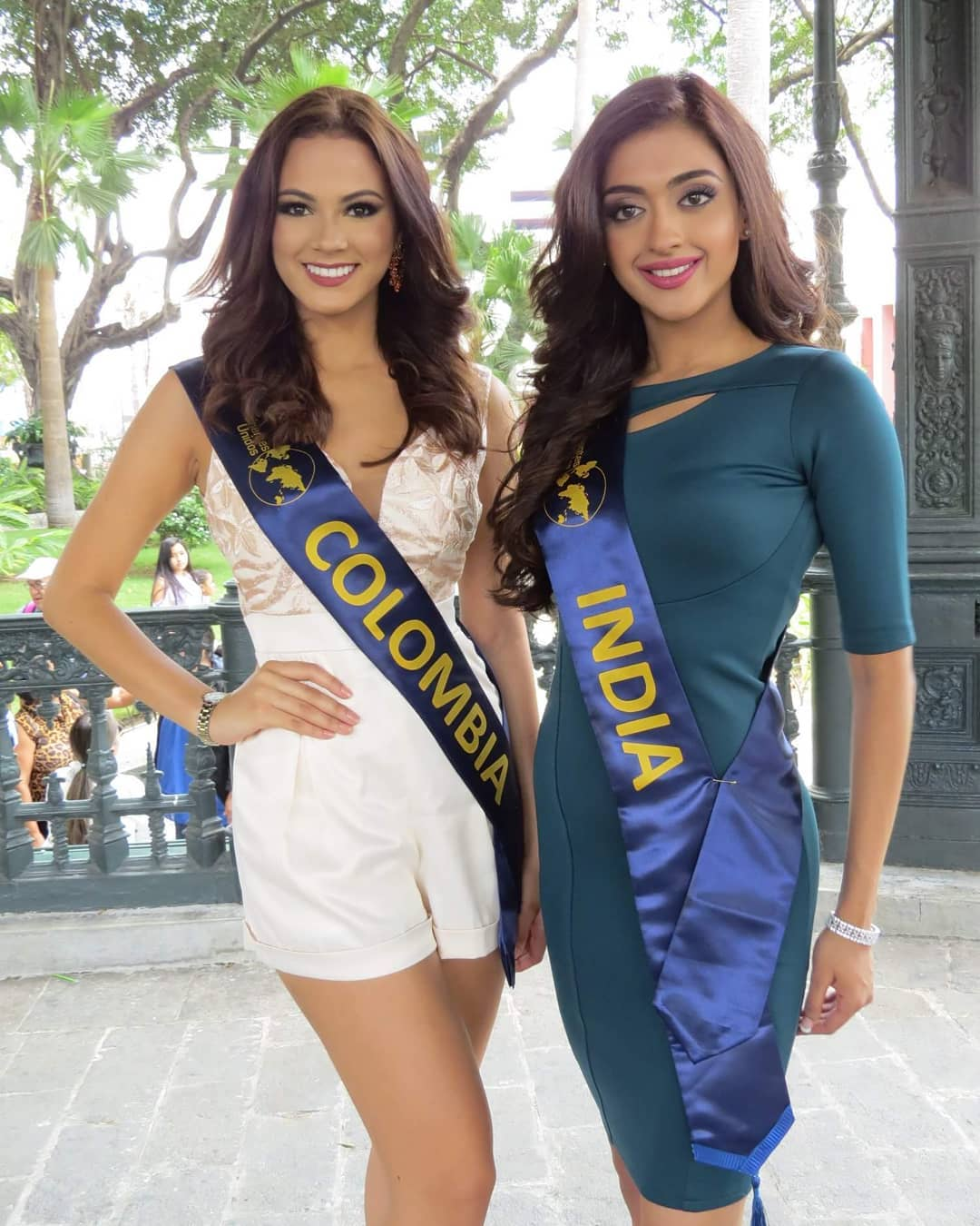 ana catalina mouthon, 2nd runner-up de miss continentes unidos 2018. - Página 2 40568210