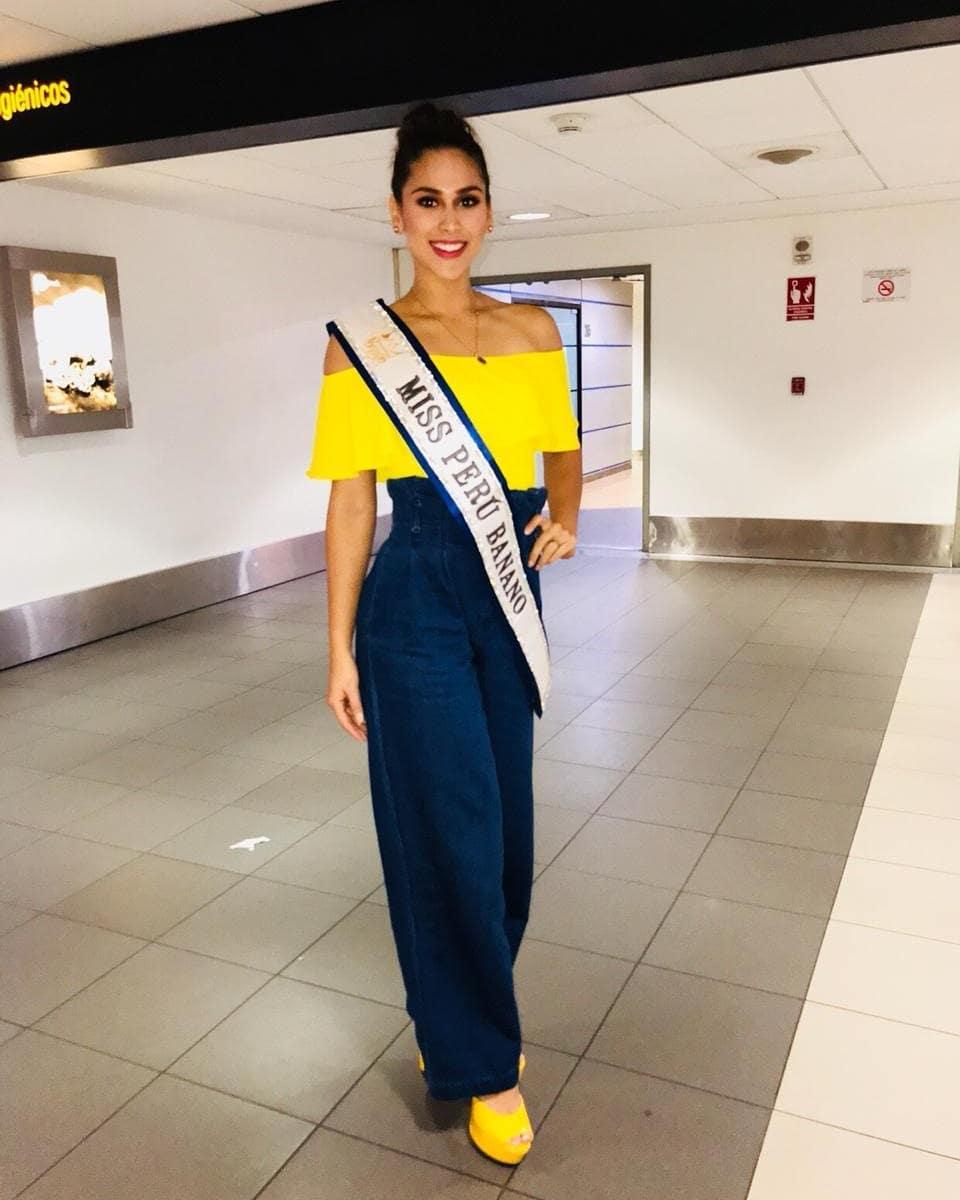 melody calderon, candidata a miss peru universo 2019/primera finalista reyna mundial banano 2018. - Página 2 40590110