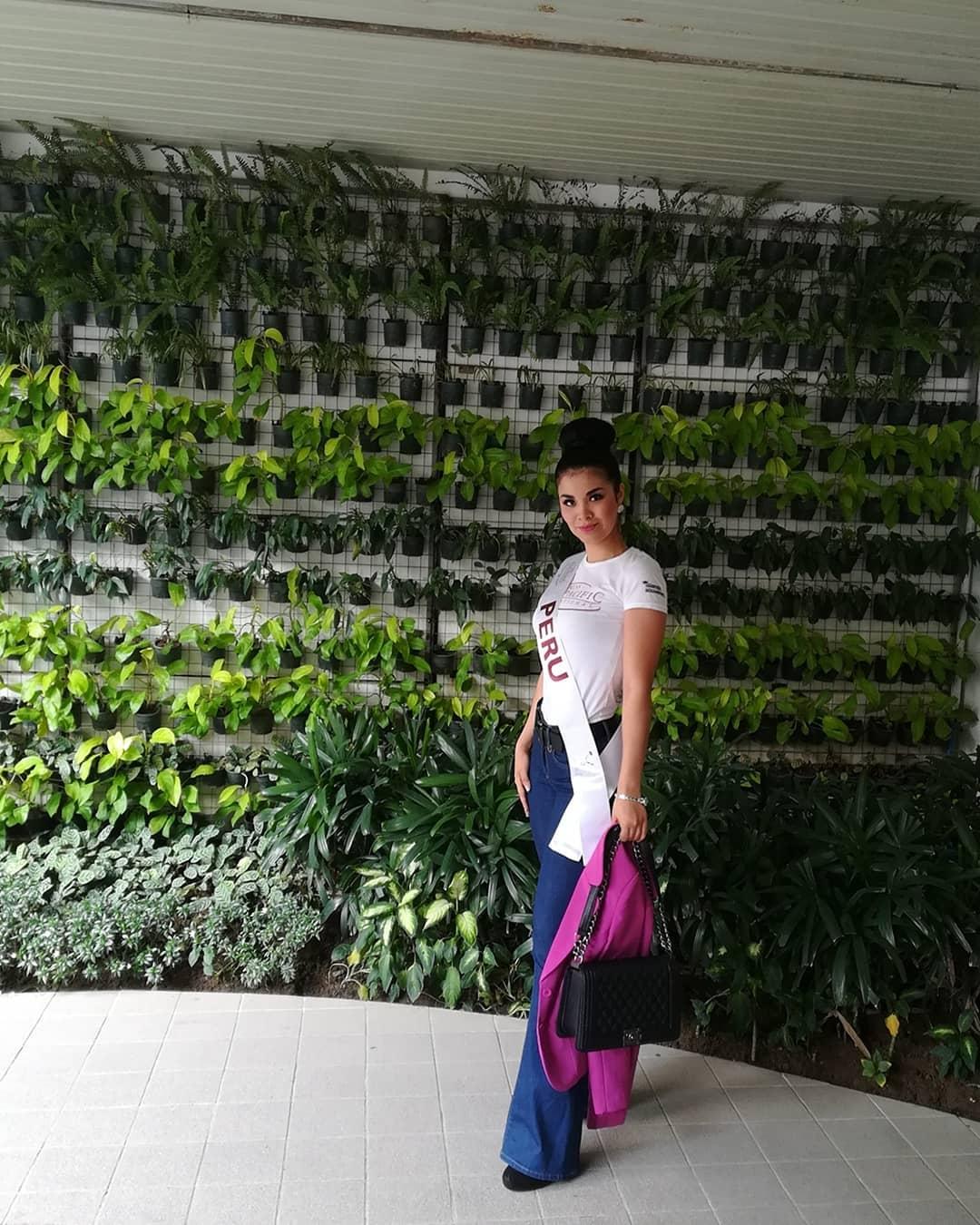 karen isabel rojas, miss tourism world peru 2019/top 20 de miss asia pacific international 2018/miss earth peru 2017. - Página 15 40591110