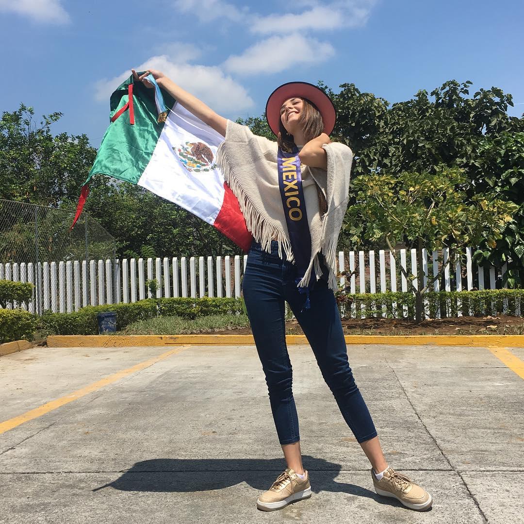andrea saenz, miss continentes unidos 2018. - Página 4 40605710