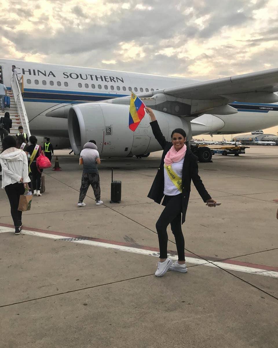 alexandra sanabria, miss tourism world venezuela 2018. - Página 5 40626510