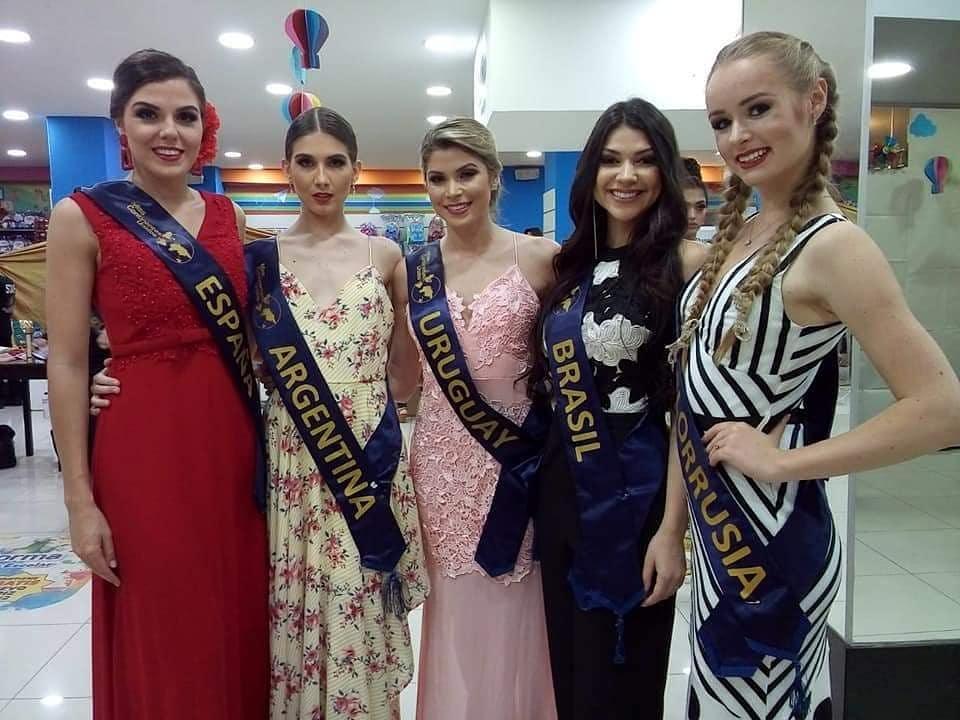 cynthia ruz lopez escobar, 3rd runner-up de miss continentes unidos 2018. - Página 3 40642710