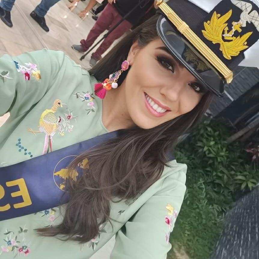 cynthia ruz lopez escobar, 3rd runner-up de miss continentes unidos 2018. - Página 4 40649310