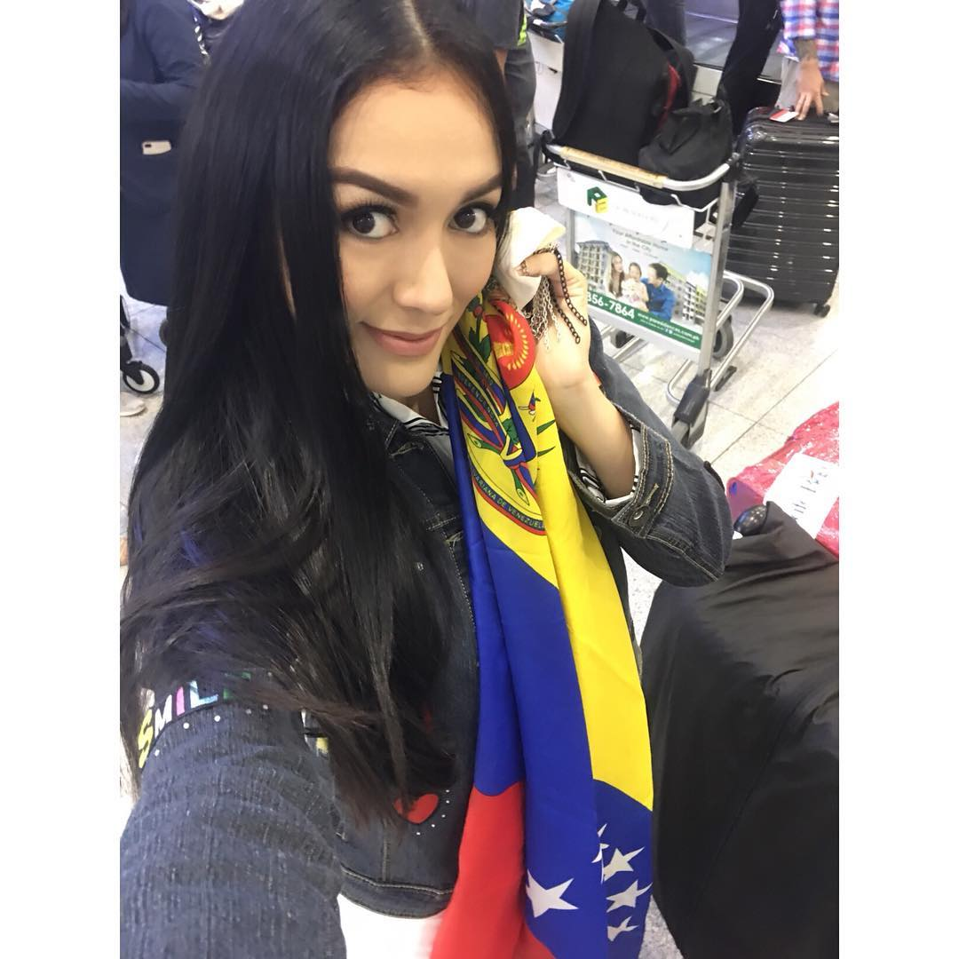 mariani chacon, 4th runner-up de miss asia pacific international 2018. - Página 2 40656310