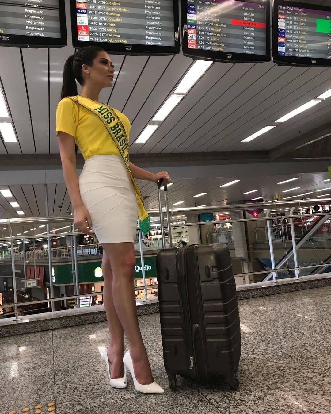 gleycy correia, miss brasil continentes unidos 2018. - Página 3 40704710