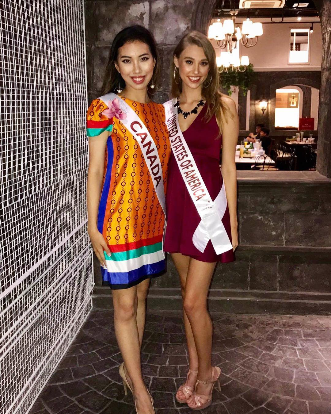 mackenzie lawrence, top 20 de miss asia pacific international 2018.  - Página 2 40717810