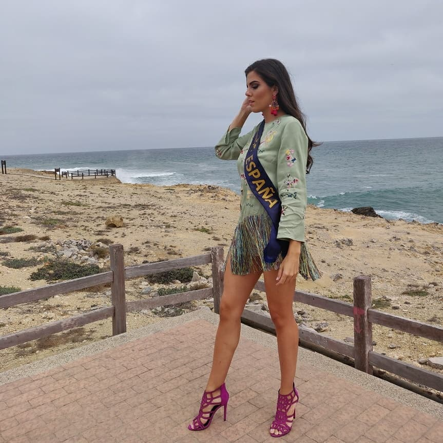 cynthia ruz lopez escobar, 3rd runner-up de miss continentes unidos 2018. - Página 3 40722711