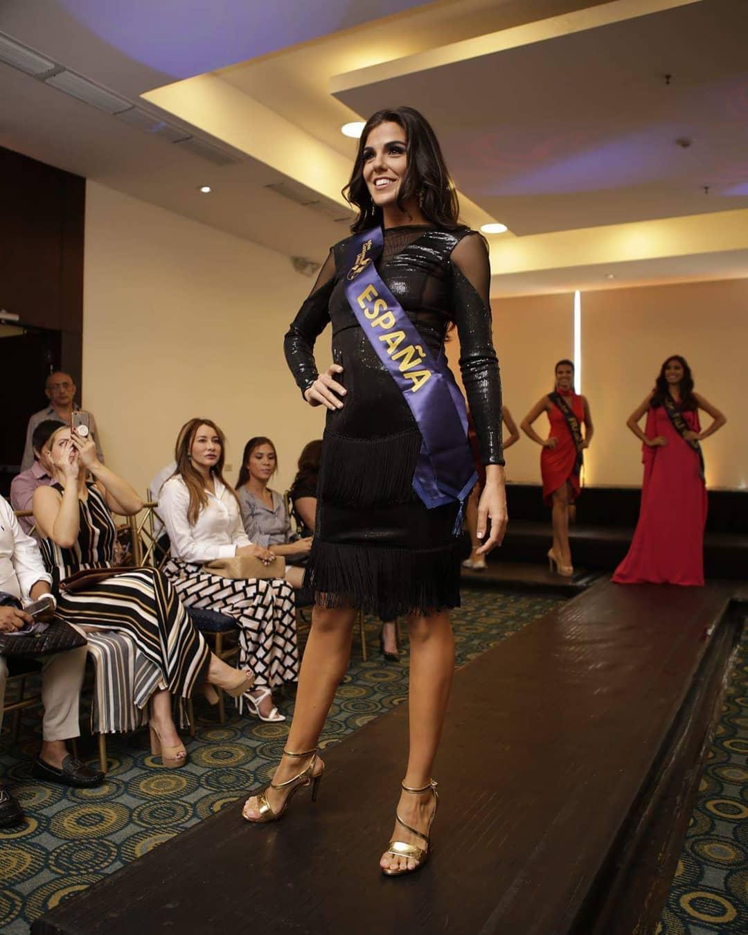 cynthia ruz lopez escobar, 3rd runner-up de miss continentes unidos 2018. - Página 2 40724810