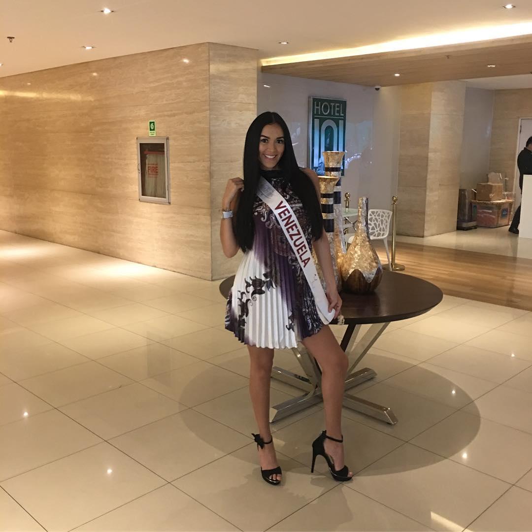 mariani chacon, 4th runner-up de miss asia pacific international 2018. - Página 2 40748210