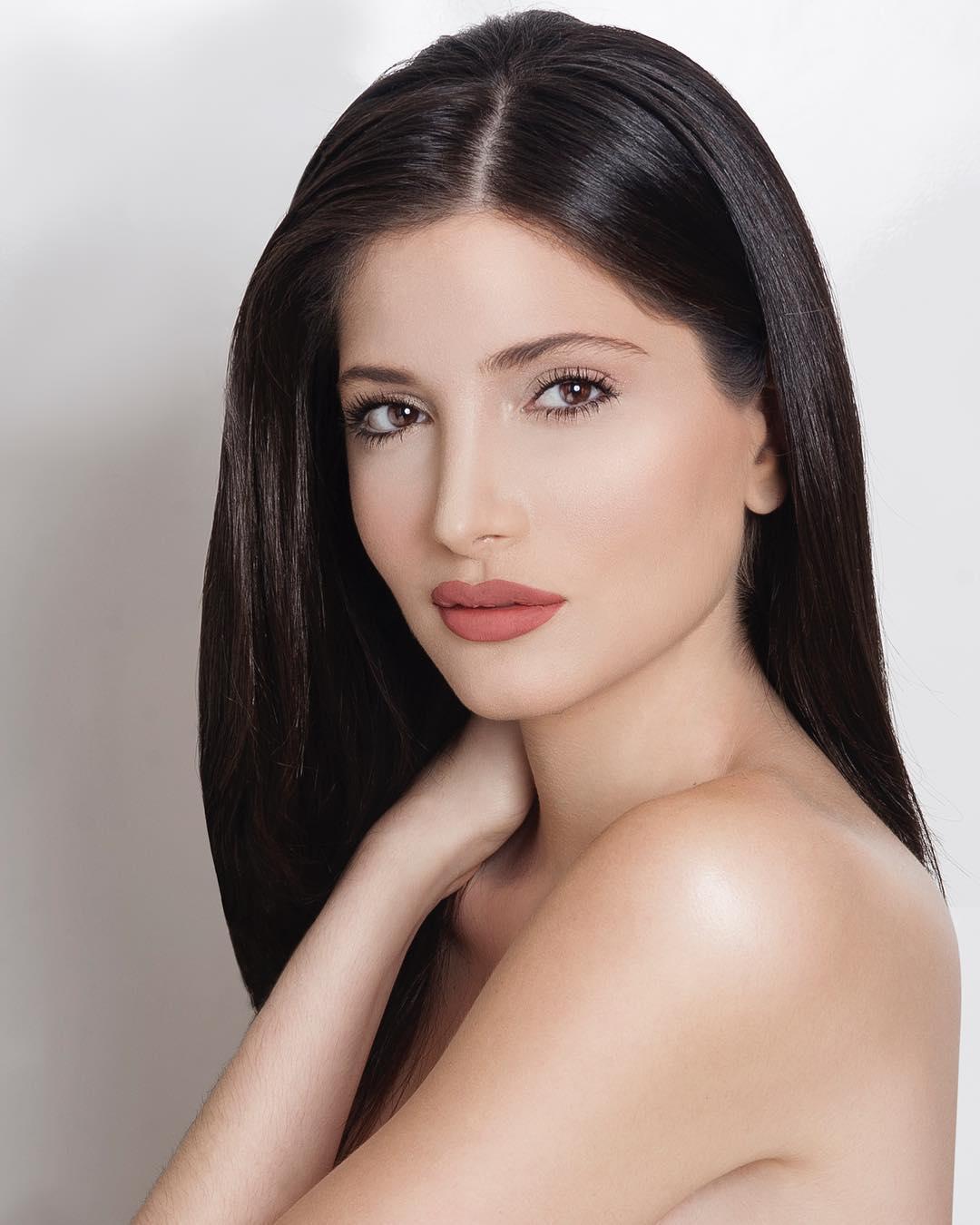 nariman battikha, reyna hispanoamericana 2018/top 10 de miss supranational 2018. 40763810