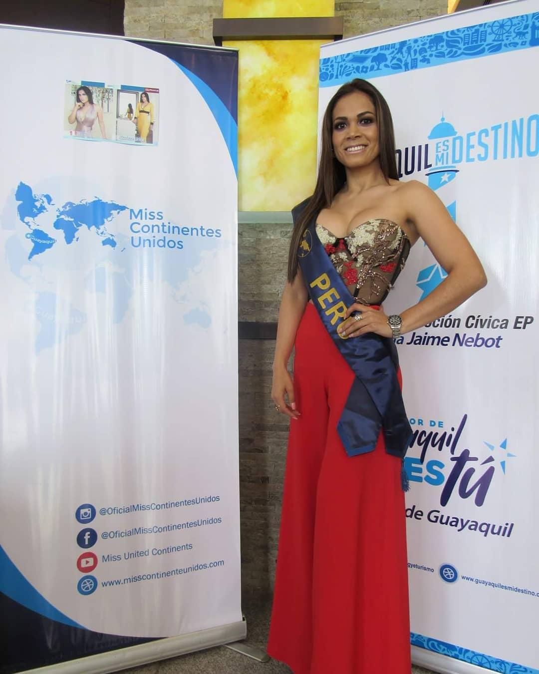 patricia seminario, miss peru continentes unidos 2018/miss asia pacific peru 2017. - Página 3 40769410