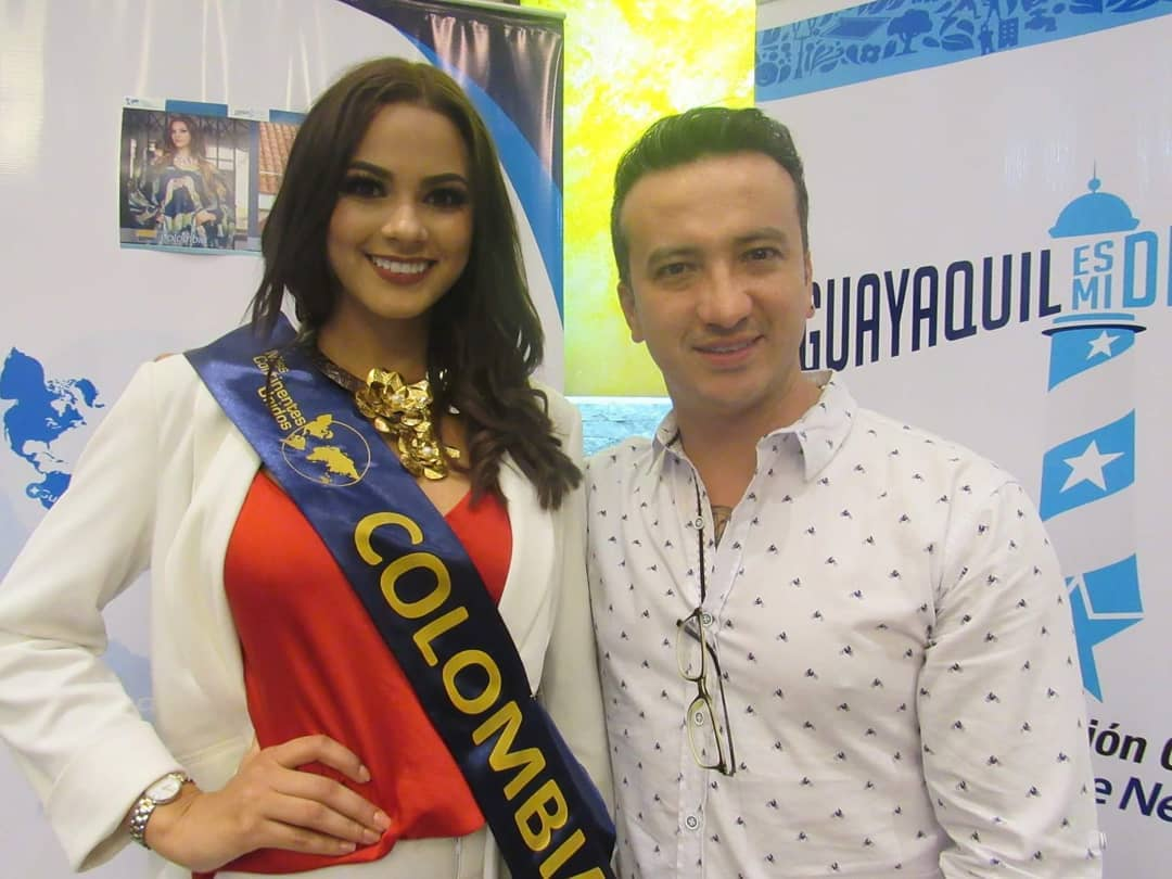 ana catalina mouthon, 2nd runner-up de miss continentes unidos 2018. - Página 2 40784410