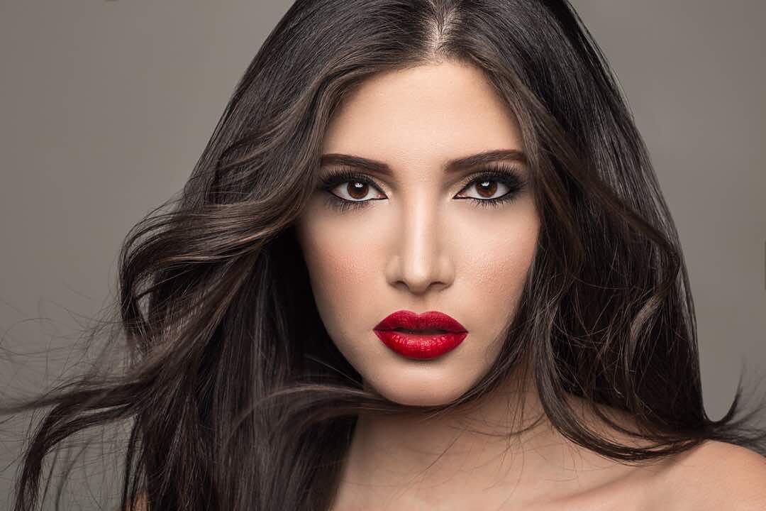 nariman battikha, reyna hispanoamericana 2018/top 10 de miss supranational 2018. 40796010