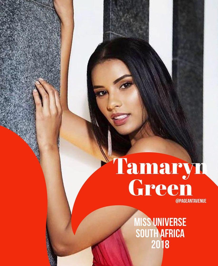 tamaryn green, top 2 de miss universe 2018. - Página 6 40808410