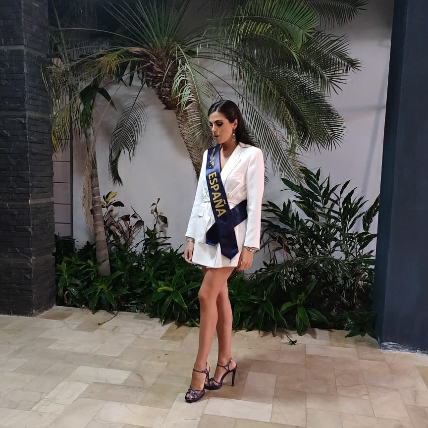 cynthia ruz lopez escobar, 3rd runner-up de miss continentes unidos 2018. - Página 4 40820110