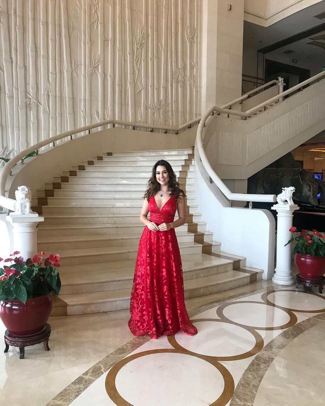 thais de mello candido, miss tourism world brazil 2018. - Página 3 40830511