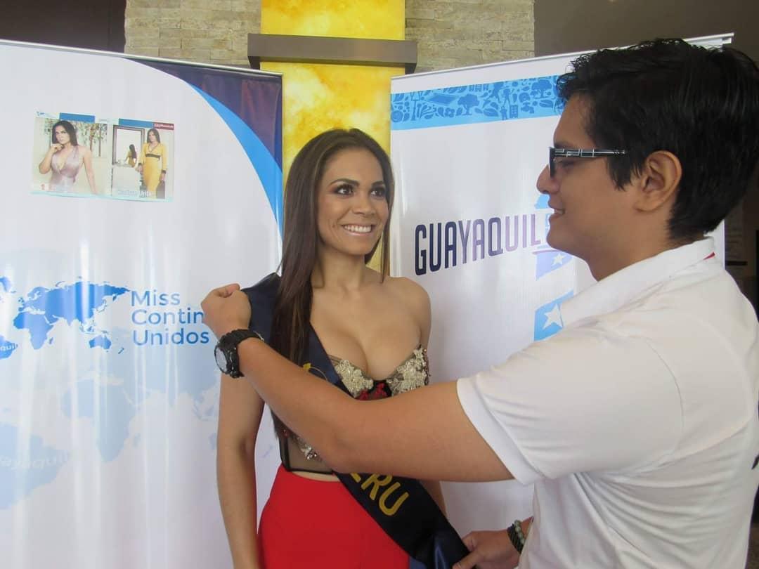 patricia seminario, miss peru continentes unidos 2018/miss asia pacific peru 2017. - Página 3 40865210