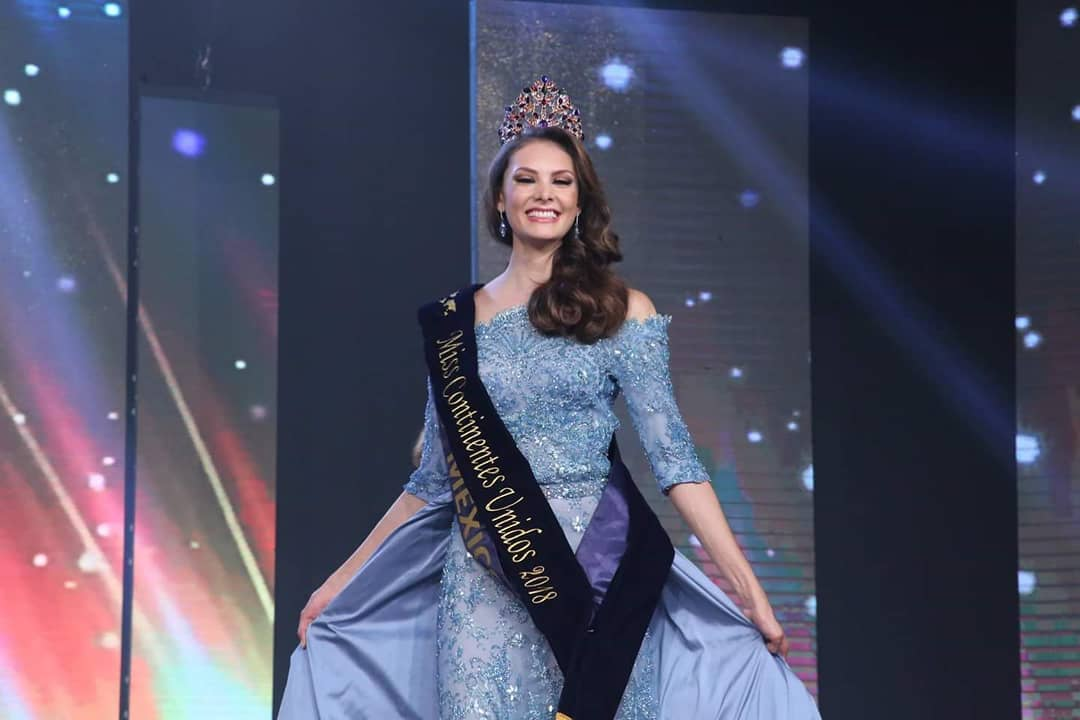 andrea saenz, miss continentes unidos 2018. - Página 5 40912110