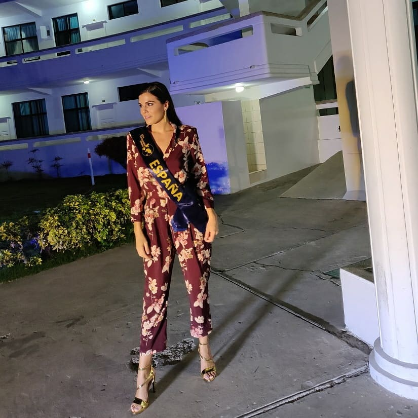 cynthia ruz lopez escobar, 3rd runner-up de miss continentes unidos 2018. - Página 4 40949110