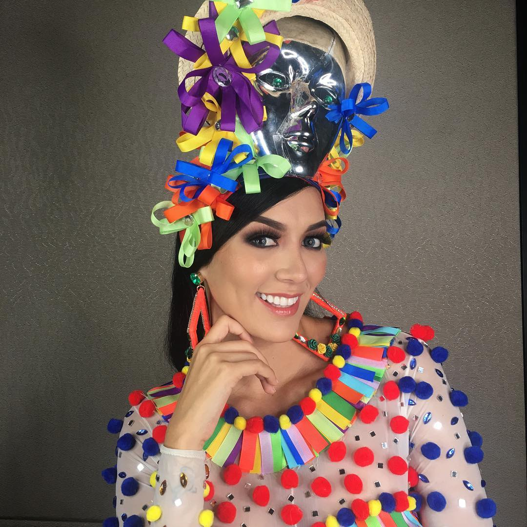 mariani chacon, 4th runner-up de miss asia pacific international 2018. - Página 3 40985310