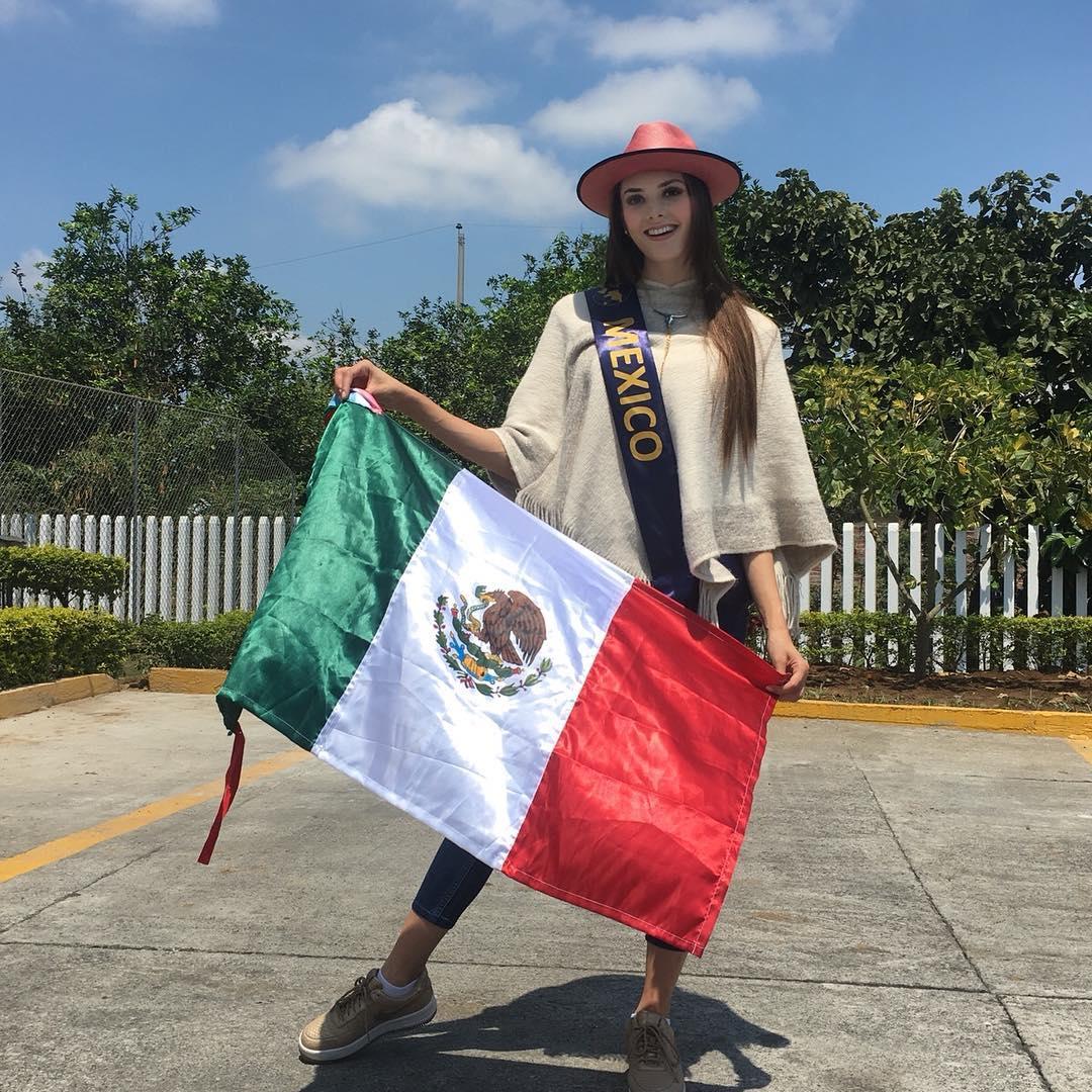 andrea saenz, miss continentes unidos 2018. - Página 4 41000511