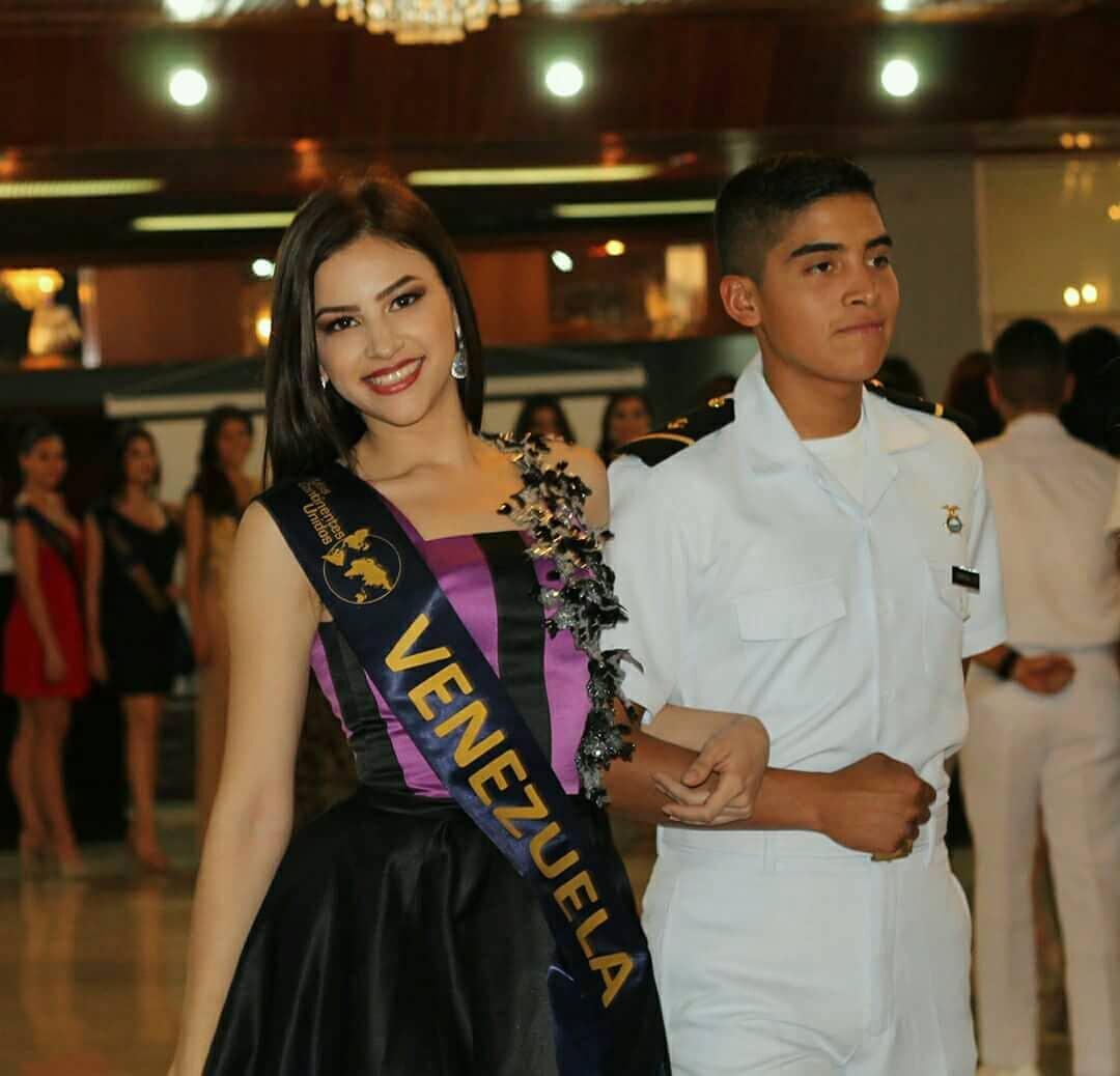 lolimar perez, miss venezuela continentes unidos 2018. - Página 3 41000512