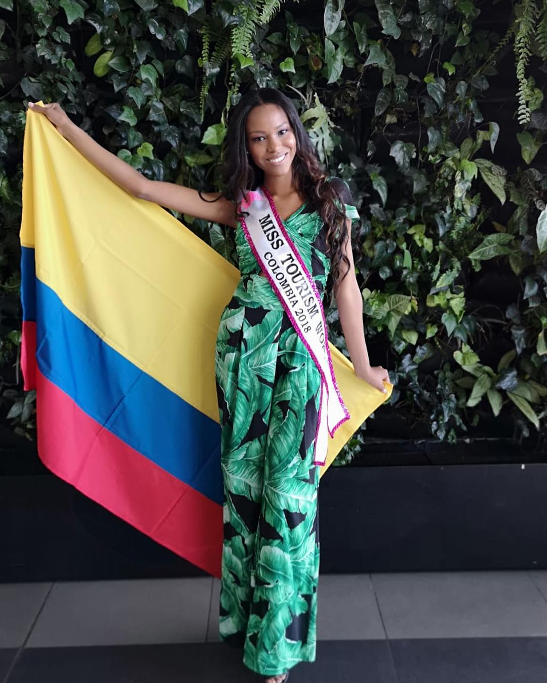 katherine huila, miss tourism world colombia 2018. 41014910