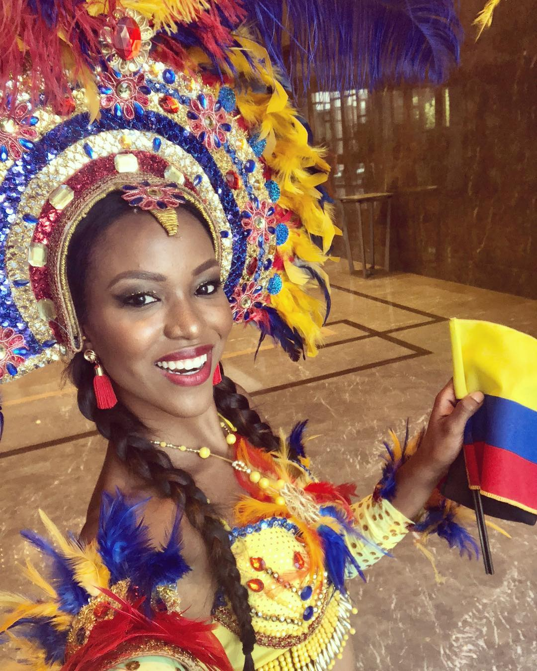 katherine huila, miss tourism world colombia 2018. - Página 2 41021610