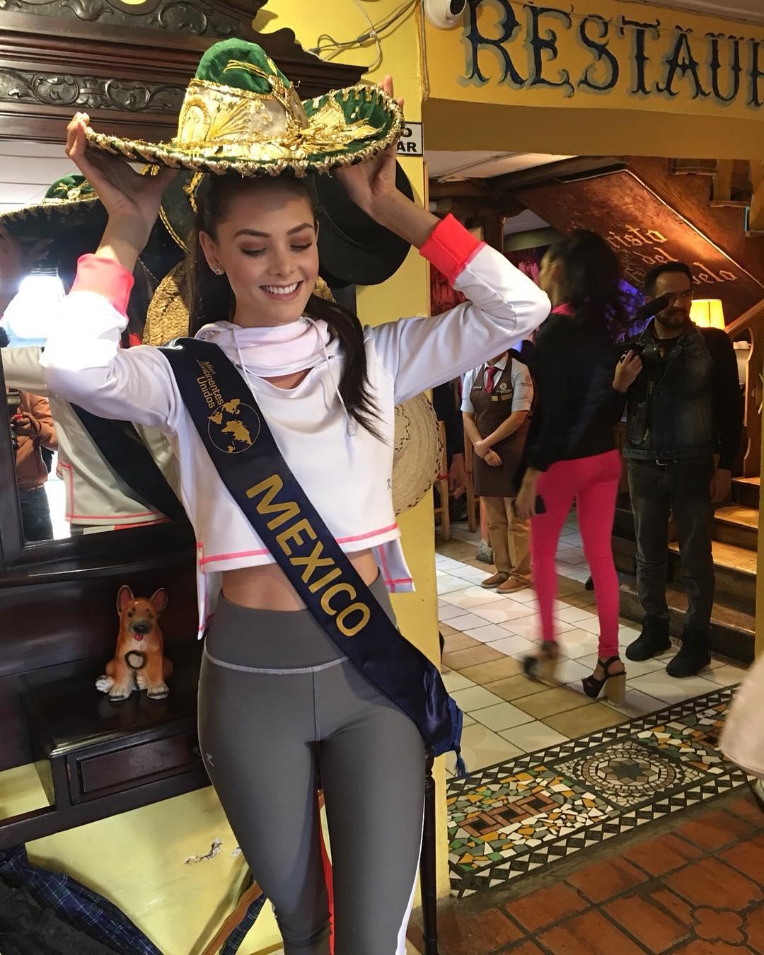 andrea saenz, miss continentes unidos 2018. - Página 3 41033610