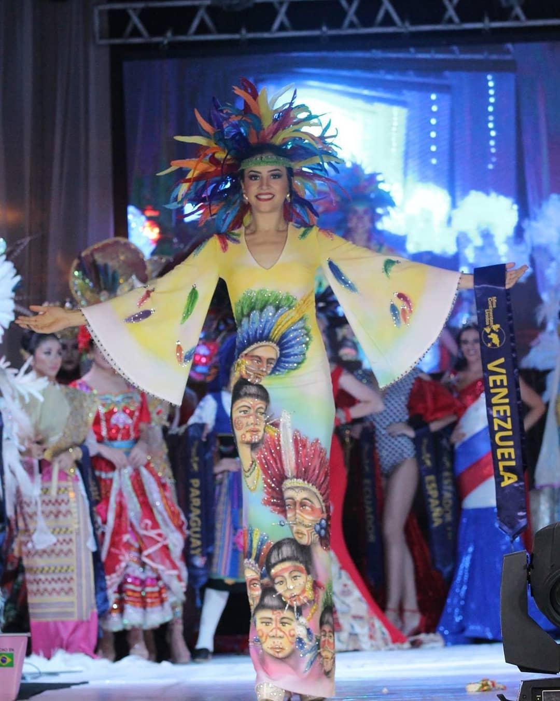 lolimar perez, miss venezuela continentes unidos 2018. - Página 2 41039910