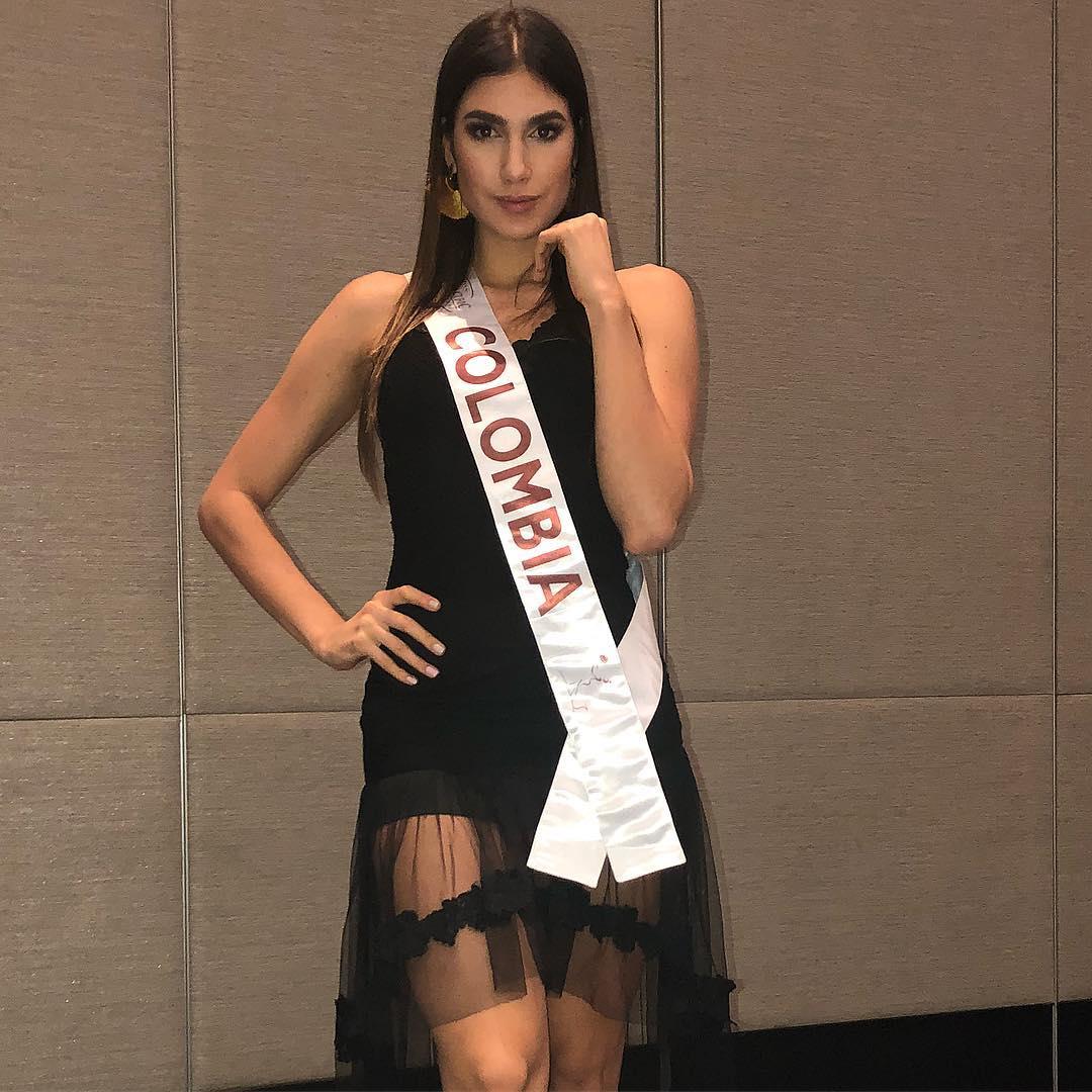 melissa lopez rios, top 20 de miss asia pacific international 2018/top 2 de miss colombia mundo 2018. - Página 2 41080111