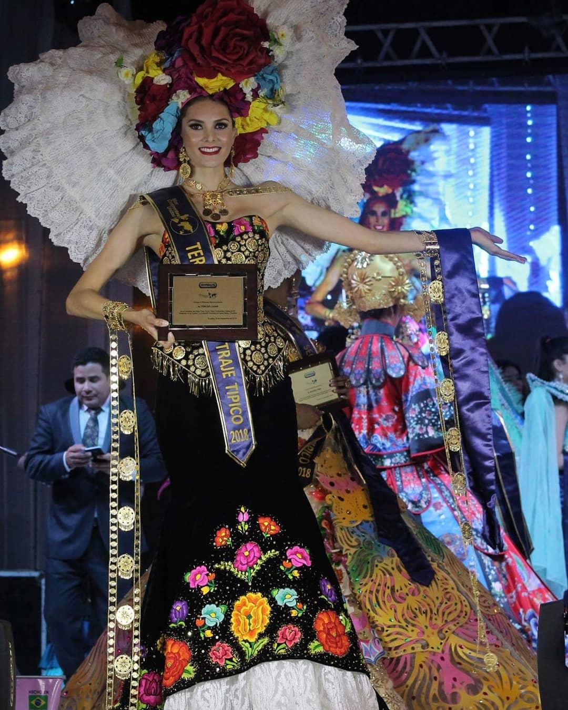 andrea saenz, miss continentes unidos 2018. - Página 3 41096910