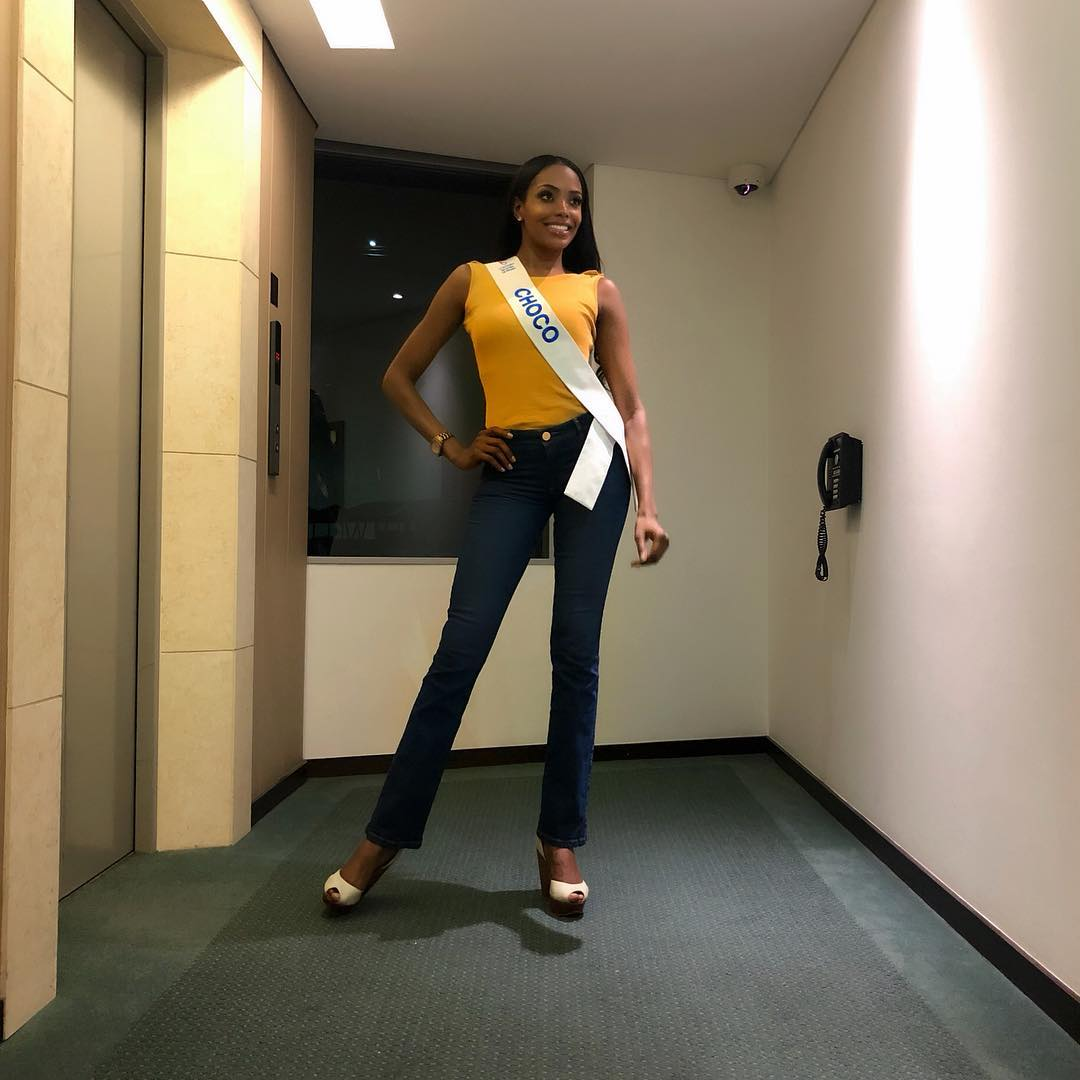 alma diaz, miss colombia hispanoamericana 2018. 41126310