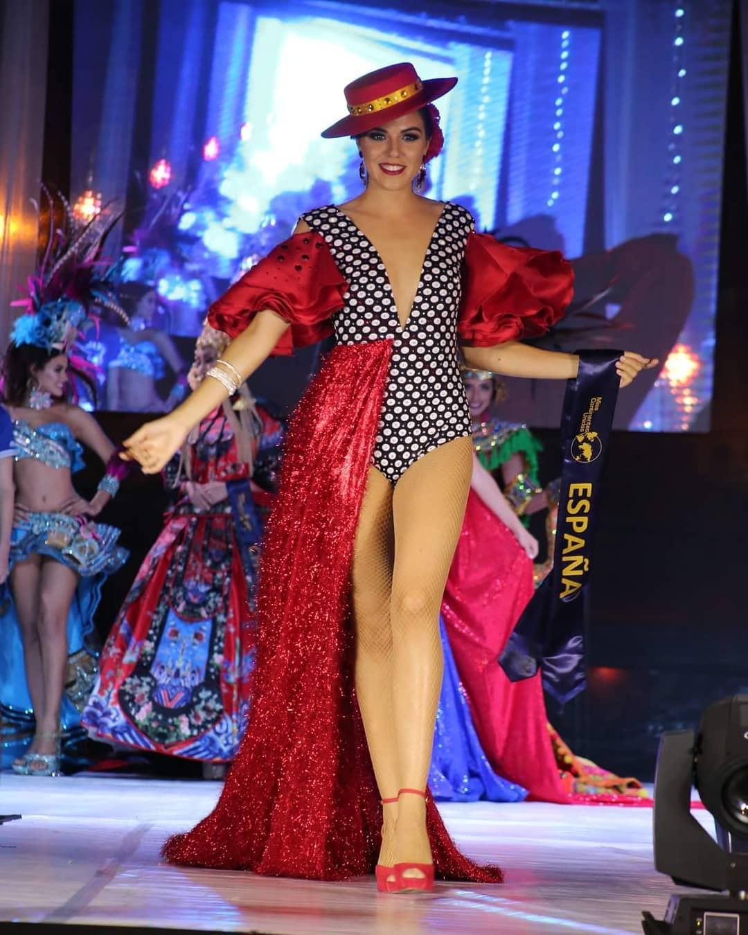 cynthia ruz lopez escobar, 3rd runner-up de miss continentes unidos 2018. - Página 3 41149210
