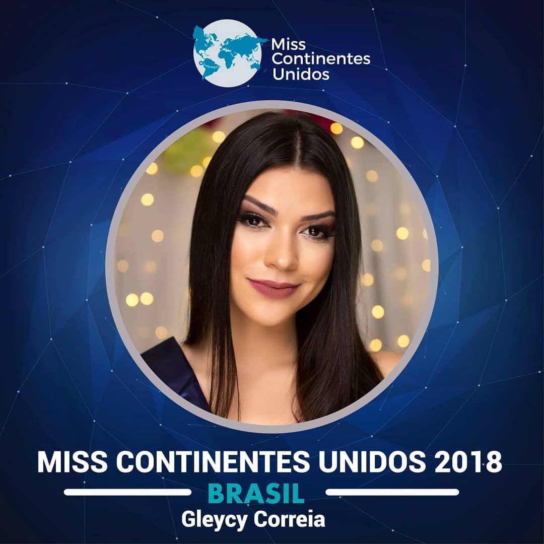 gleycy correia, miss brasil continentes unidos 2018. - Página 5 41158111