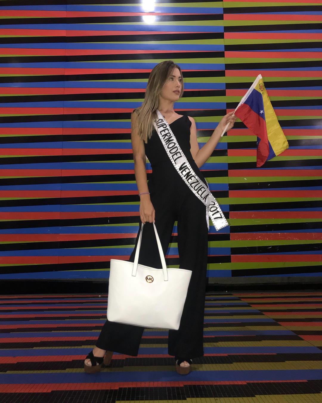 nicole ustariz, supermodel international venezuela 2018. 41167710