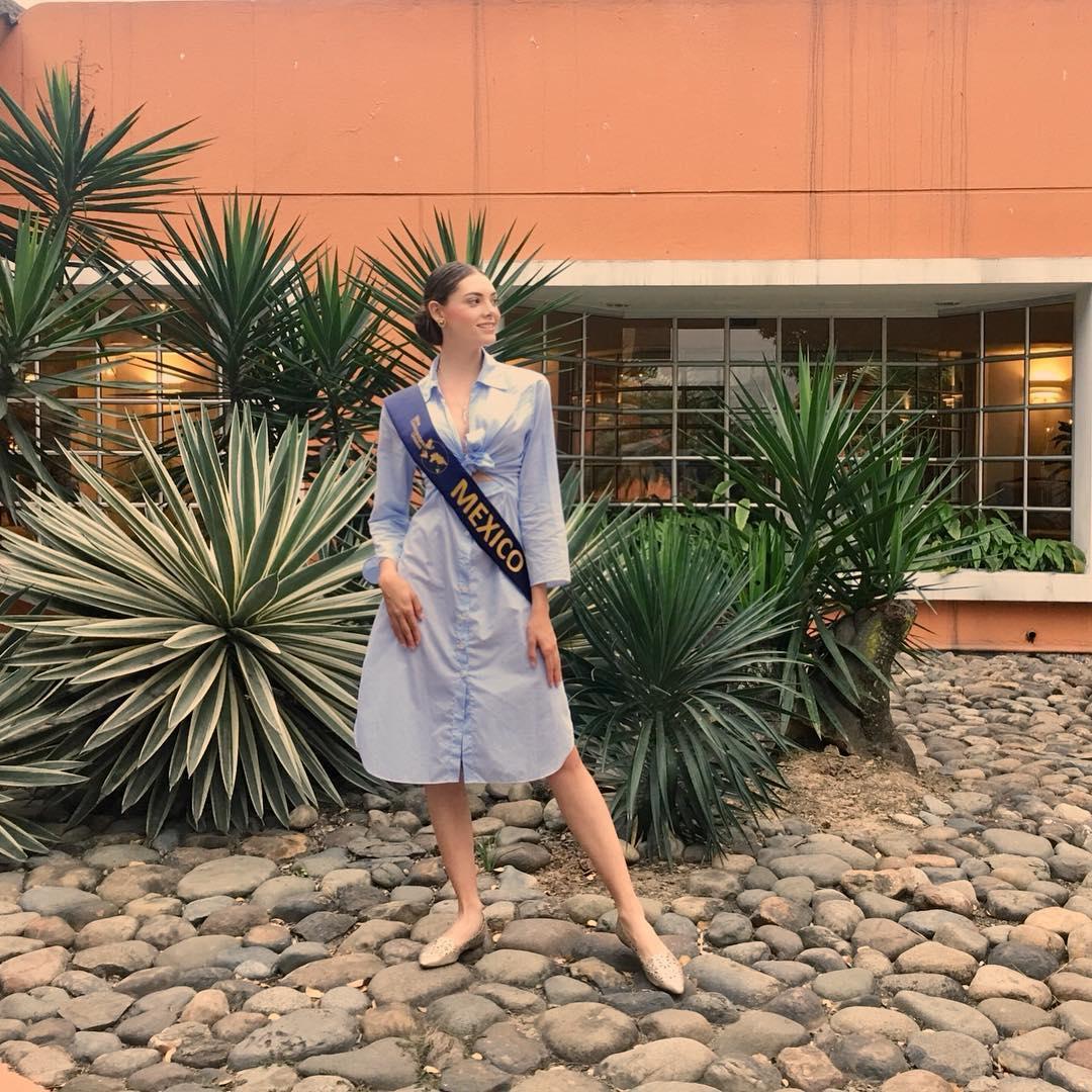 andrea saenz, miss continentes unidos 2018. - Página 4 41177510